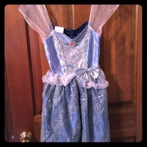 "Cinderella ""dress-up"" play dress 💜"